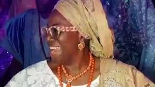 Wedding In Port  Harcourt Rivers State: Joke Silva Bridegroom Mother's First Dance At BOJ2018