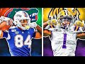 Biggest Athletic Freaks In The 2021 NFL Draft