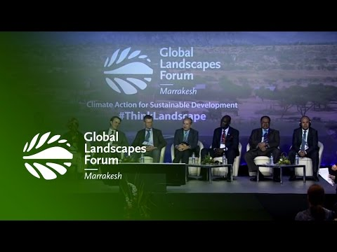 Regreening heritage landscapes and revitalizing communities – GLF 2016 Marrakesh