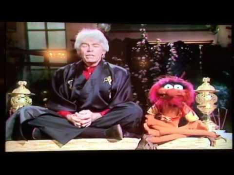 The Muppet Show: Dressing Room Moment With James Coburn
