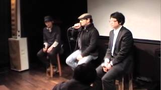 ハイパーミニマルムービーズinTokyo2012。渋谷UPLINK FACTPRY。 3/15のB...
