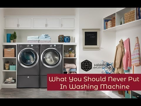 what-you-should-never-put-in-washing-machine