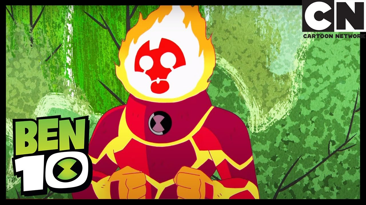 ¿Puede Ben estar callado? | Ben 10 Español | Cartoon Network
