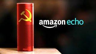Introducing Communist Amazon Echo by : grandayy