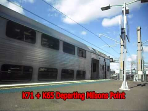 Cityrail/Sydney Trains Compilation of my old videos – K set – Only Part