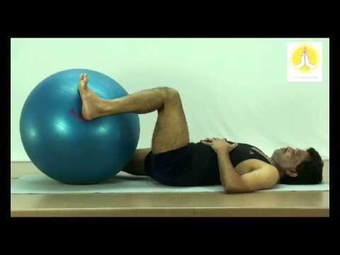 Knee Strengthening with Stability Ball
