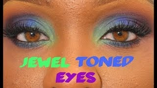 Jewel Toned Eyes | Feat. Magnolia Makeup Thumbnail