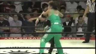 山田敏代 vs. ハーレー斎藤(LLPW) 2/4 ハーレー斉藤 検索動画 28