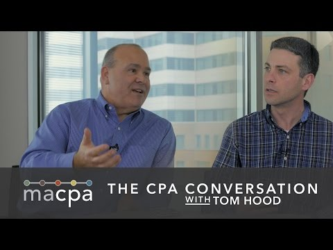 The CPA Conversation | Tom Hood & Byron Patrick Talk Technology Changes in Business