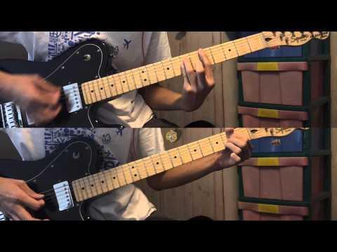 Green Day- Redundant guitar cover