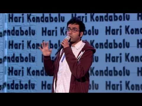 Hari Kondabolu on Russell Howard's Good News