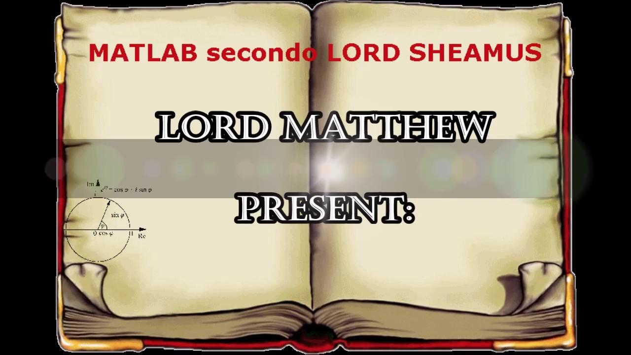 Download MATLAB Tutorial ita #01 Da dove iniziare - [Tutorial]