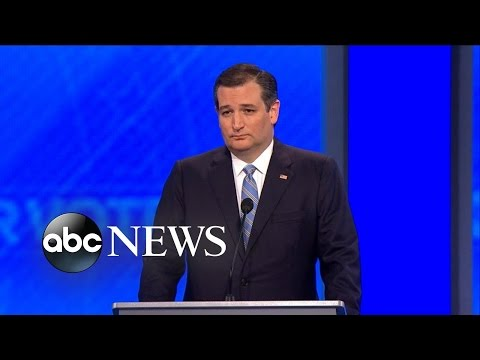 Republican Candidates Take on ISIS at ABC News Debate