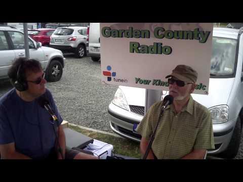 Garden County Radio John Power's Live Lounge from Greystones Harbour Marina