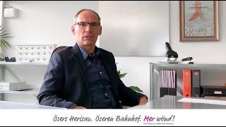 pro Herisau Bahhof - Mer wönd! W2