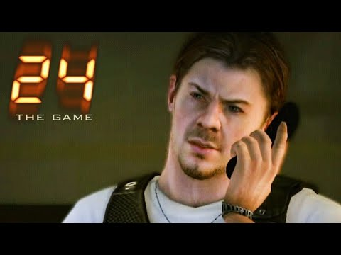 24: The Game (PS2) - Mission #14 - Through The Agency