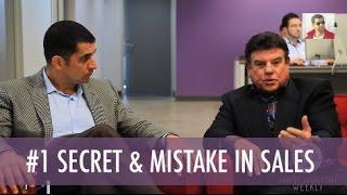 Tom Hopkins #1 Secret & Mistake in Sales