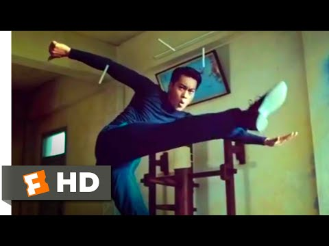 Ip Man 3 (2016) - Meeting Bruce Lee Scene (1/10)   Movieclips