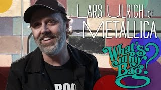 Metallica (Lars Ulrich) - What's In My Bag?