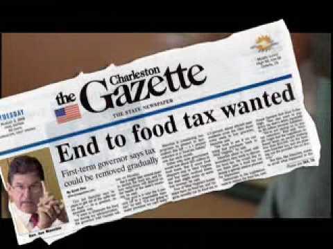 West Virginia Food Tax