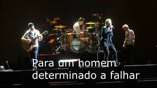 U2 - You're The Best Thing About Me - legendado BR