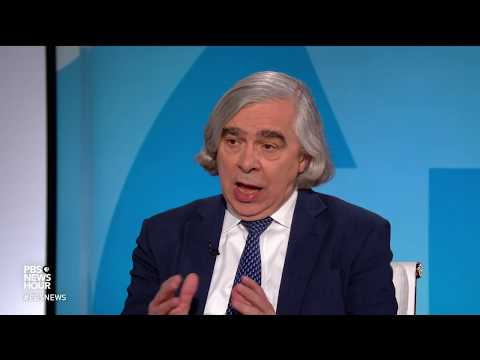 Moniz: U.S. leaving Iran nuclear deal would be 'tragic'