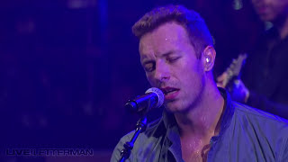Download Coldplay - The Scientist (Live on Letterman)