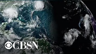 Active 2020 hurricane season could last months more