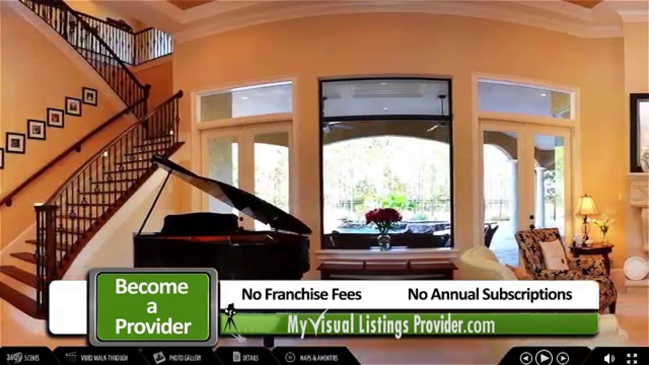 My Visual Listings Real Estate Virtual Tour Business Opportunity