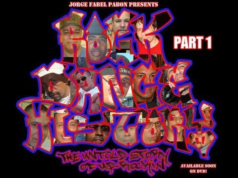 *Part 1 - ROCK DANCE HISTORY: The Untold Story of Up-Rockin' by Jorge
