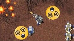 Total Annihilation 2 - 5 Big Berthas VS 1 Vulcan !