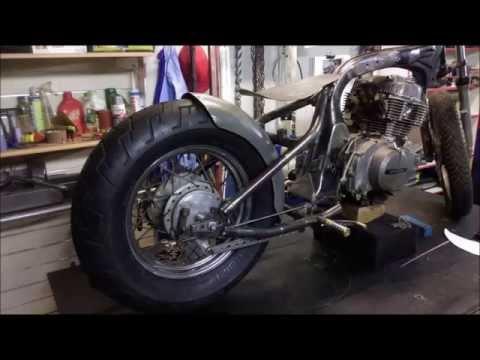 Rear Bobber Fender By Soulship Bobbers Youtube