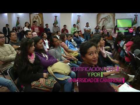 500 jóvenes de Ecatepec reciben beca para estudiar inglés