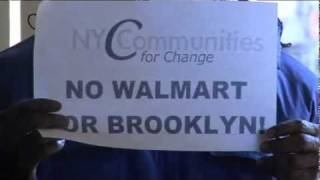 Wal-Mart Explores Possibilities For NYC Store