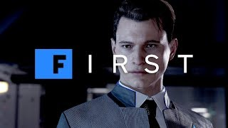 How Detroit: Become Human Manages Three Very Different Characters - IGN First