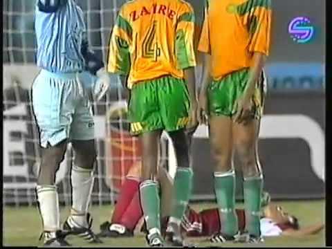 CAN 1992 Maroc 1 Zaire 1
