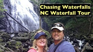 Chasing Waterfalls ~ North Carolina Waterfall Tour