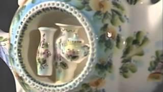 видео Фарфоровые заводы России, производители фарфоровой посуды и художественного фарфора