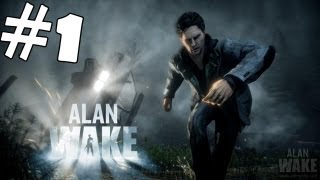 Alan Wake Walkthrough Part 1 Gameplay Review Let