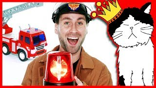 👨🏻‍🚒 Fire Truck Song for Kids | Mooseclumps | Kids Learning s and Songs for Toddlers
