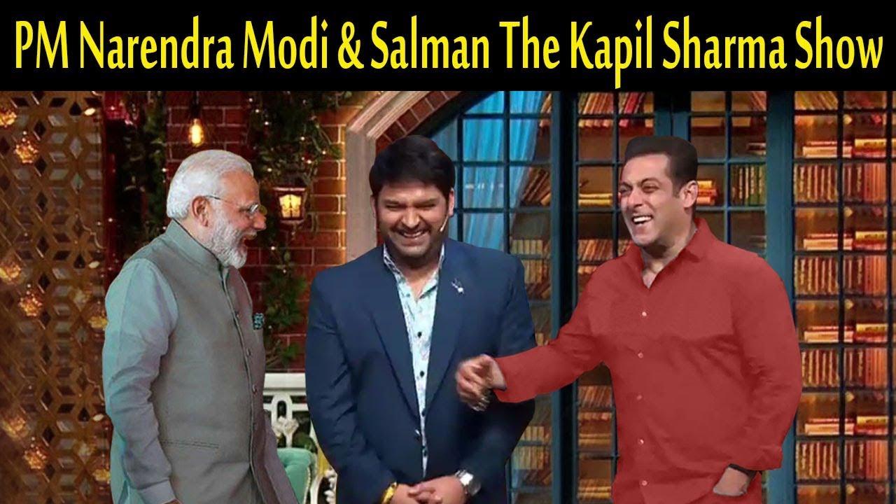 OMG PM Narendra Modi & Salman Khan - The Kapil Sharma Show 2019