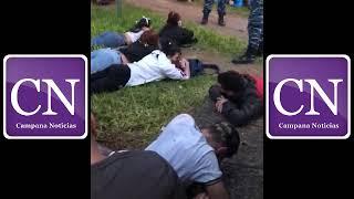 Polémico accionar policial en el Campito