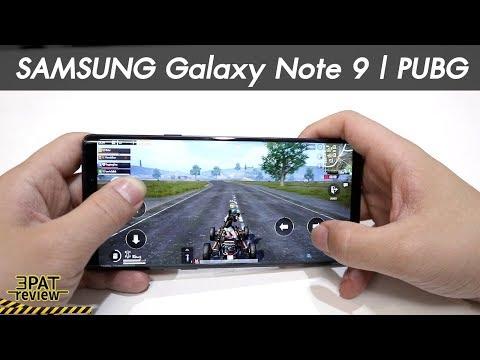 ||| รีวิว SAMSUNG Galaxy Note 9 เล่น PUBG
