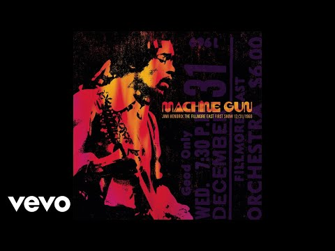 Jimi Hendrix - Power of Soul (Jimi Hendrix: Machine Gun: Fillmore East 12/31/1969) (Audio)