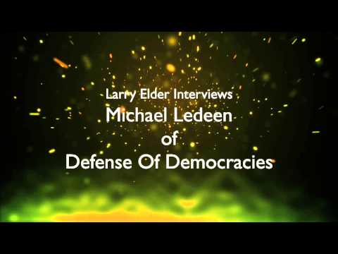 Larry Elder Interviews Michael Ledeen