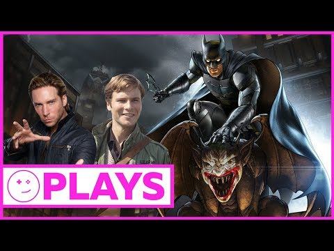 Batman Let's Play with Troy Baker, Anthony Ingruber  Kinda Funny Plays