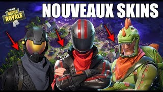 FORTNITE NEW SKINS AND FACT TA PUB! [FR/PS4/LIVE]