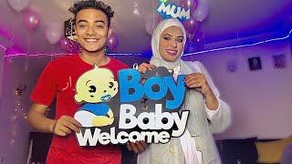 رد فعل محمد لما عرف اني حامل 🤰 الحمد لله ربنا عوضنا (مؤثر)