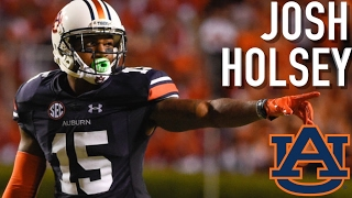 "Josh Holsey || ""One Five"" || Auburn Highlights"