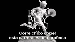 Woodkid-Run Boy Run traducida al Español (subtitulada)